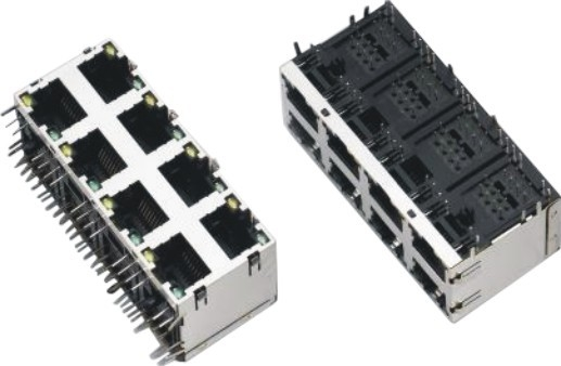 connectors for  electronics components by OEM project