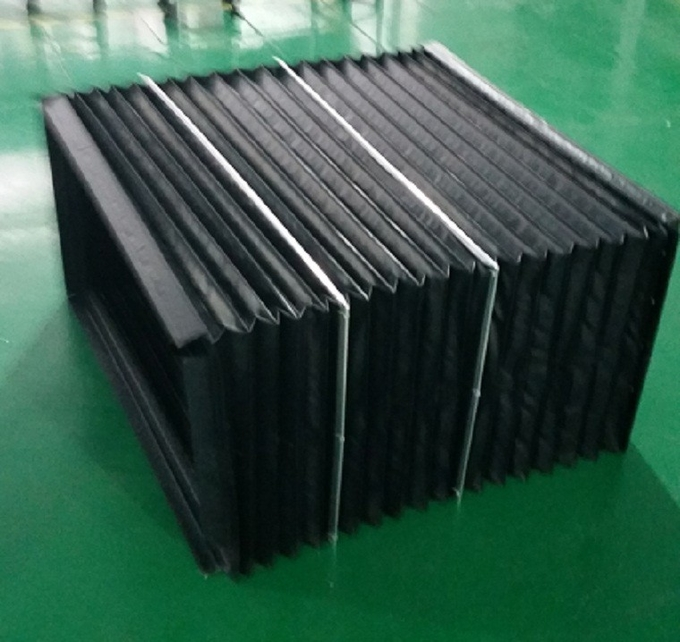high quality material  fiber scissor lifter bellow cover black colour for newest 4D/5D/6D dynamic seat cinema seat
